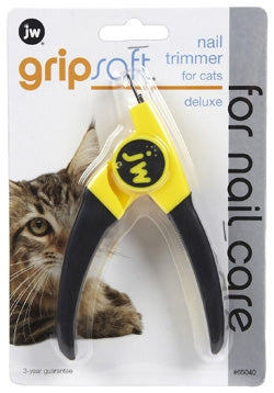 JW Grip Soft Nail Trimmer for Cats