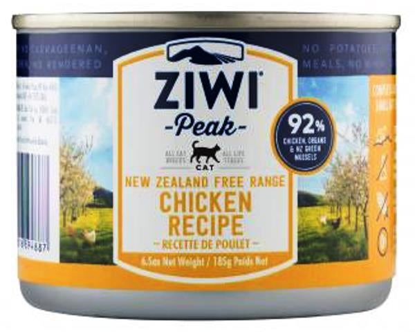 Ziwi Peak Moist Rabbit & Lamb for Cats - 6.5 oz.