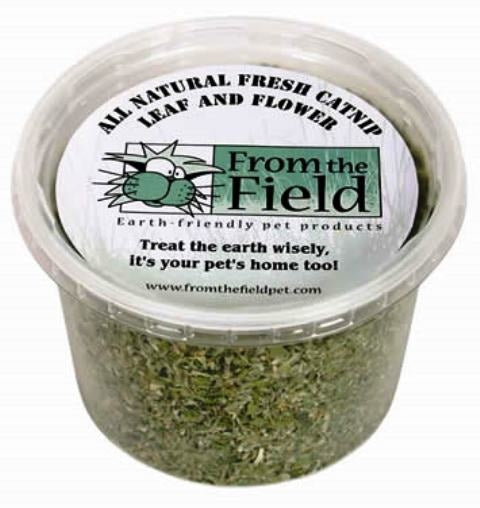 From the Field Catnip Leaf and Flower Catnip - 2.0 oz.