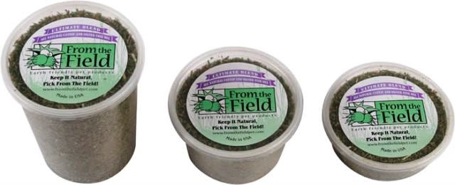 From the Field Ultimate Blend Catnip - 2.0 oz.