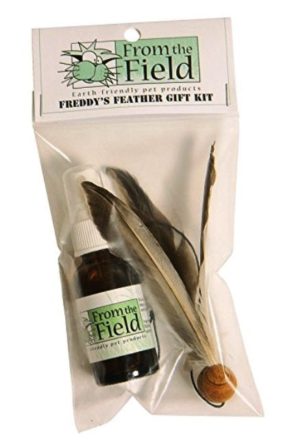 From the Field Freddy's Feather Wand Refill with Rejuvenator Spary