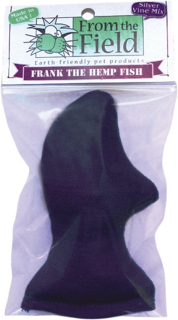 From the Field Frank The Hemp Fish Cat Toy