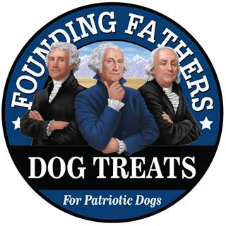 Founding Fathers Chicken Soft & Chewy Dog Treats - 16 oz