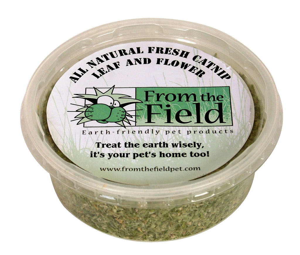 From the Field Catnip Leaf and Flower Catnip - 1.0 oz.