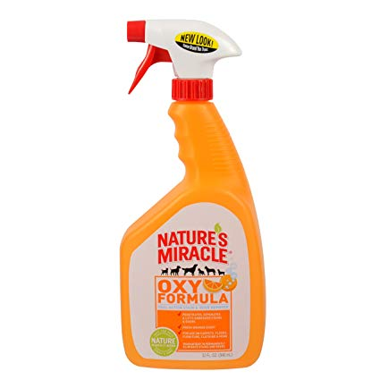 Nature's Miracle OXY Formula Stain & Odor Remover - 24 fl oz Trigger Sprayer