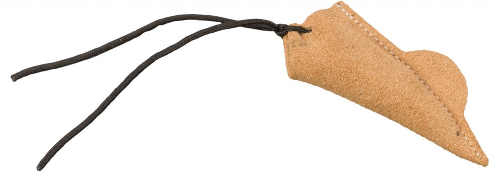 SPOT DURA-FUSED Leather Cat Toy - Mouse