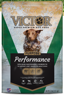 Victor Purpose Performance Formula Dog Food