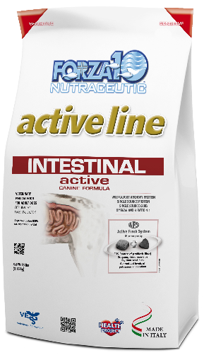 Forza 10 Intestinal Active Canine Formula for Dogs