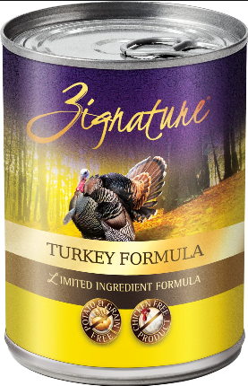 Zignature Limited Ingredient Turkey Formula Dog Food - 13 oz