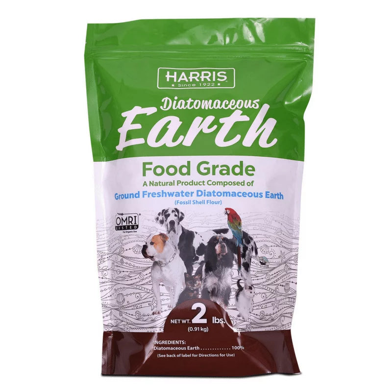HarrisFood Grade Diatomaceous Earth