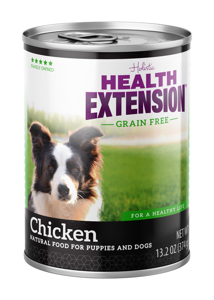 Health Extension Holistic Chicken Canned Dog Food - 13.2 oz.