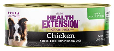 Health Extension Holistic Chicken Canned Dog Food - 5.5 oz.