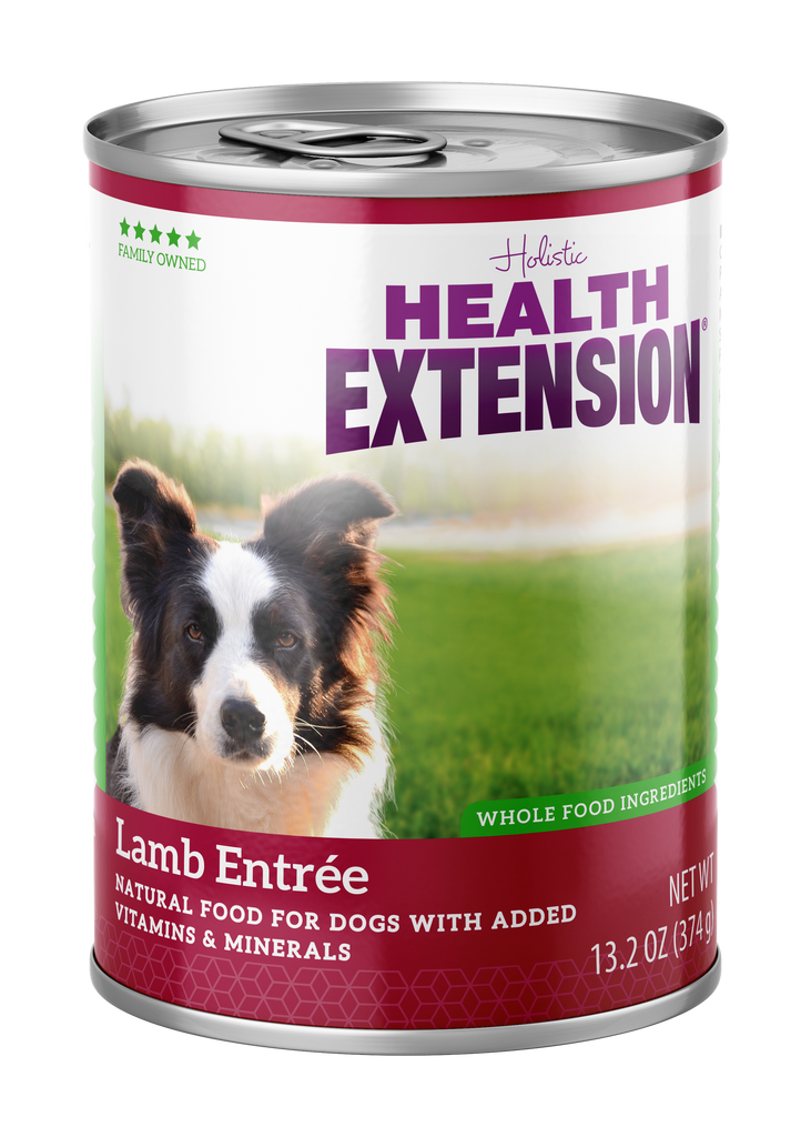 Health Extension Holistic Lamb Entree Canned Dog Food - 13.2 oz.