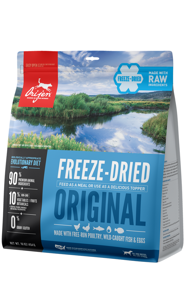 Orijen Adult Dog Freeze Dried Food