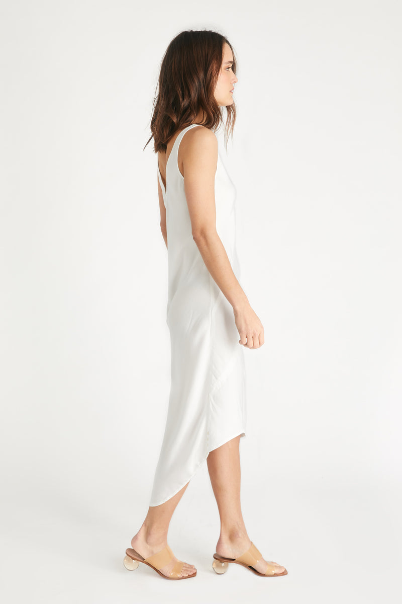 Shanti Slip Dress - Natural