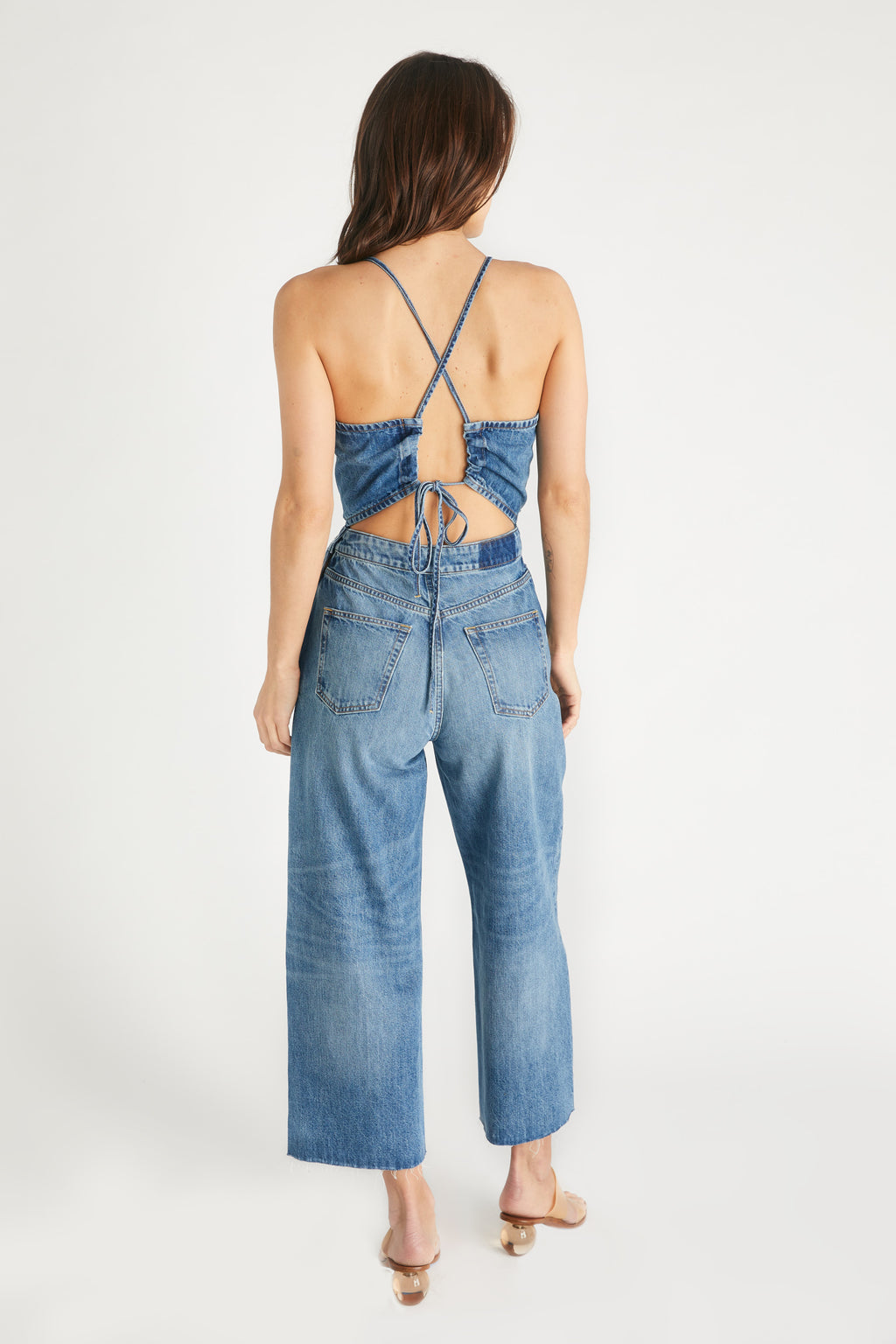 Cami Jumpsuit - Fleetwood