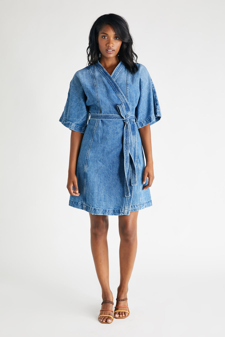 Elodie Dress - Compton Creek