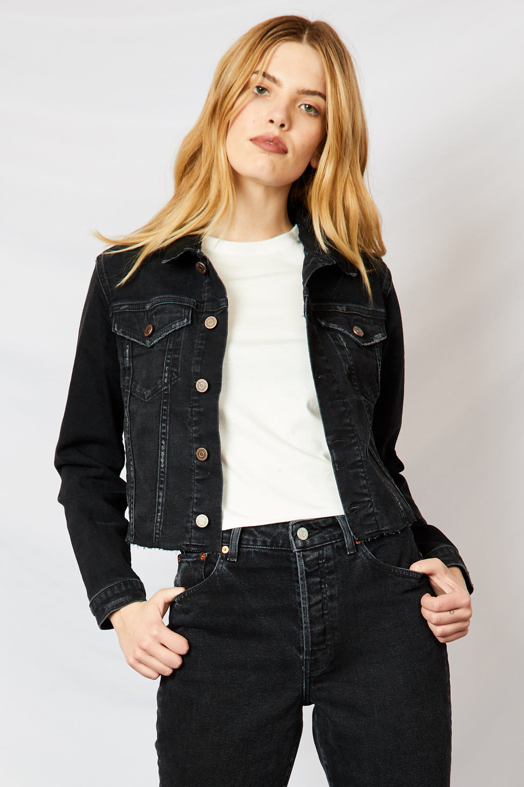 Lennox Jacket - Loved Black
