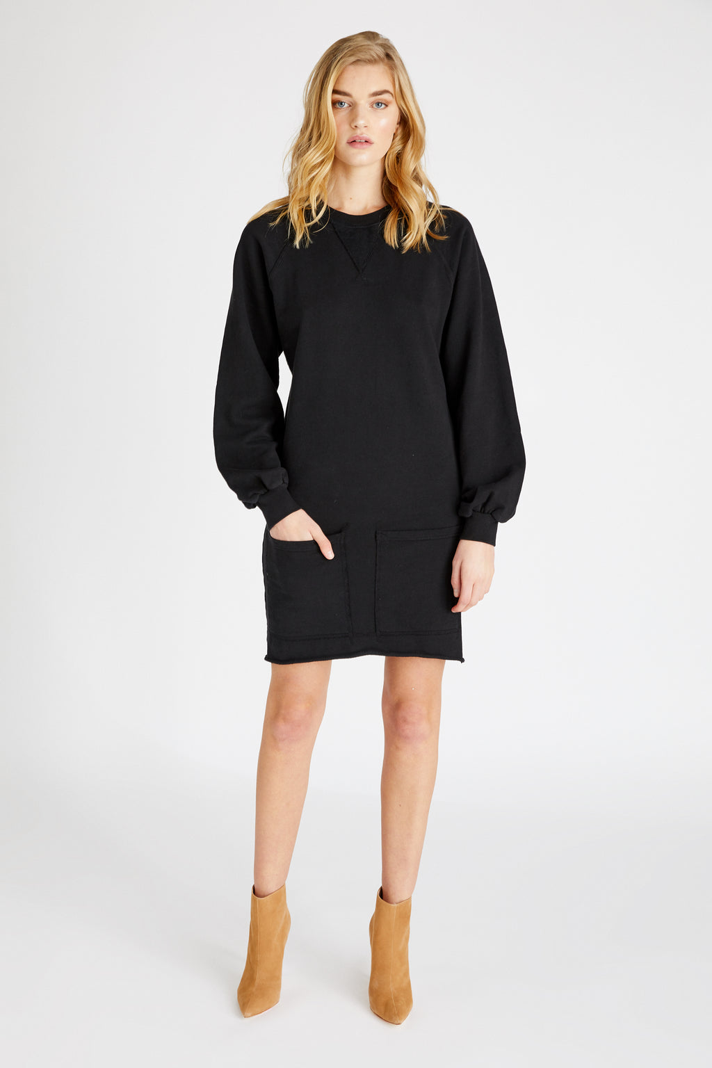 Winona Dress - Black
