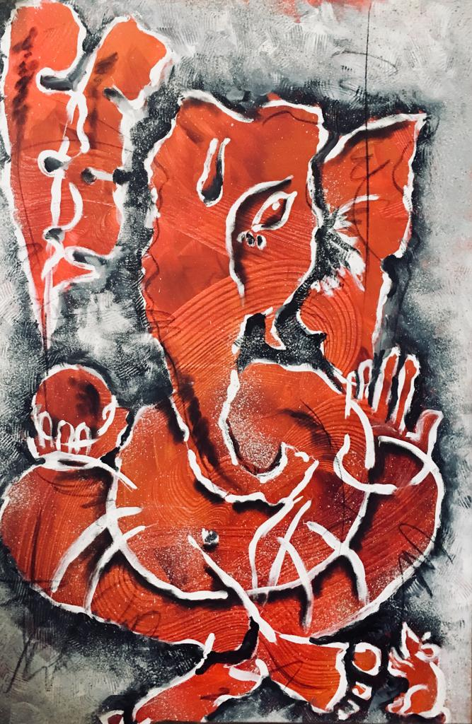 Ganesh  (RED)