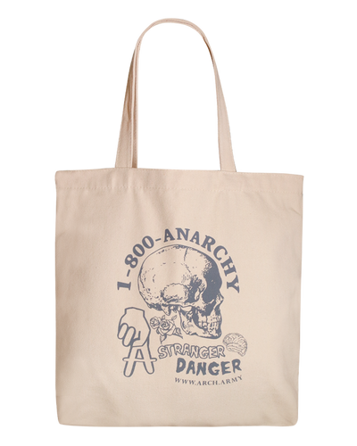 1-800 Anarchy Tote Bag