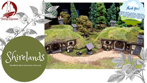 Shirelands - Halfling Village