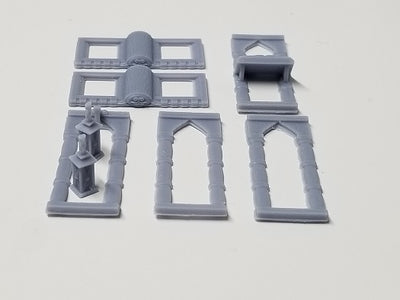 Hero's Hoard - HH170 Series - Library Study - Shelf Decoration- 28mm
