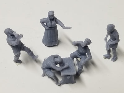 Evocatus - EV013 - Alcoholics Set - 28mm