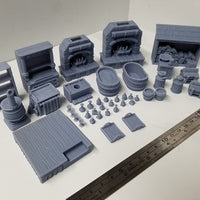 Hero's Hoard - HH300 Series - Inn and Tavern - Sets - 28mm