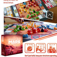 Migration Mars - Kick Starter Addition - Swag Pack - MM01