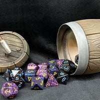 Spencer Olson 3D - SO200 Series - Axe Barrel - Dice Box
