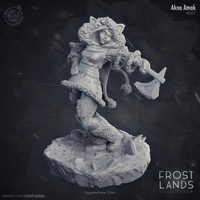 Frostlands Collection - 32mm Miniatures
