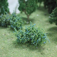 "MP Scenery Products 70126 - O Scale - Blueberries Plants, 1-1/2"" Height, 8/pk"