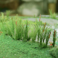 "MP Scenery Products 70018 - O Scale - Cattails 1 1/2"" Height, 22/pk"