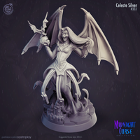 Midnight Curse Collection - 32mm Miniatures