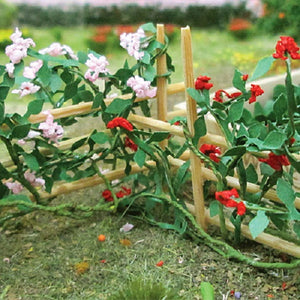 "MP Scenery Products 70016 - O Scale - Climbing Roses 2-1/2"" Length, 6/pk"