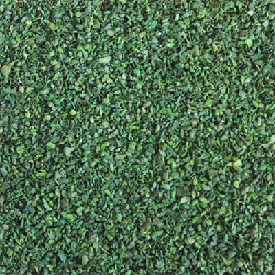 MP Scenery 71084 - Dark Green Falling Leaves - Med & Coarse - bag of 9 Cu. In.