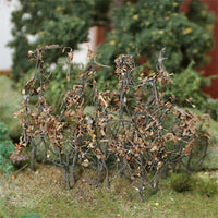 "MP Scenery Products 70023 - Dry Leaves Branches 1.5"" to 3"" height, (50/pk)"