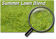 Scenics Express 881B - SUMMER LAWN BLEND 32oz SIFTER-SHAKER BOTTLE