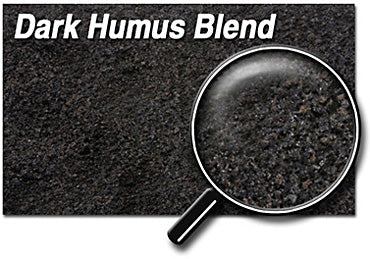 Scenics Express 888B -  DARK HUMUS BLEND 32 oz. SIFTER-SHAKER BOTTLE