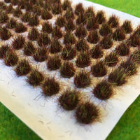 Serious-Play - Earth Brown Standard Static Grass Tufts
