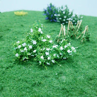 "MP Scenery Products 70053 - HO scale - Elderflower 1"" H 10/pk"