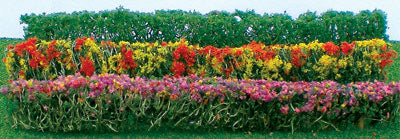 JTT Scenery Products 95510 - HO Scale - Flower Hedges 5