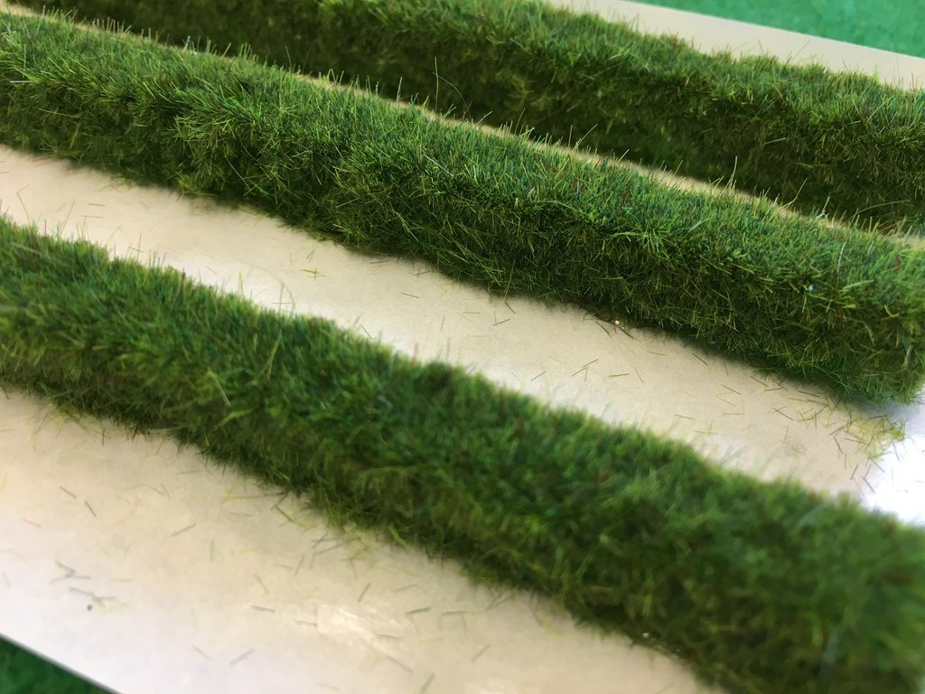 Serious-Play - Garden Hedges Privet Box Bushes - Static Grass Tufts