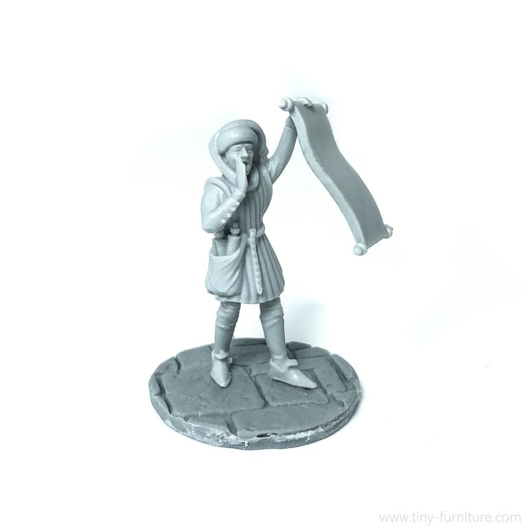 Tiny-Furniture - TF-F08 - Herald - UNPAINTED