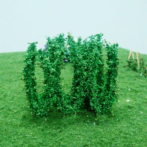 "MP Scenery Products 70134 - O Scale - Hops Plants 4-1/2"" Height 30/pk"