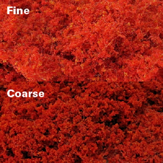 MP Scenery 70930 - Late Fall Clump Foliages - Coarse, pack of 150 Sq. In.