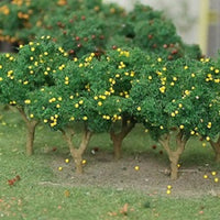 "MP Scenery Products 70903 - HO scale - Lemon Tree Grove 2"" to 2-1/2"", 6/pk"