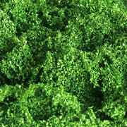 MP Scenery 70951 - Light Green Foliage Clusters - Coarse, pack of 150 Sq. In.