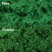 MP Scenery 70923 - Medium Green Clump Foliages - Fine, pack of 150 Sq. In.